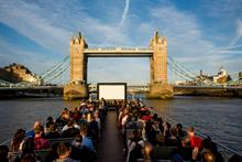 In pictures: Time Out's floating cinema