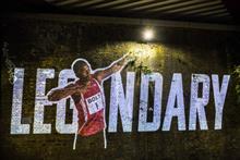 Virgin Media unveils virtual Usain Bolt