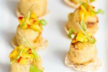 Five caterers bringing vegan food to the event world