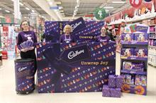 Cadbury enlists RPM for Unwrap Joy activity