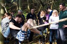 In pictures: Chillisauce launches Bear Grylls experience
