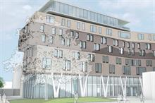 Work begins on £25m Graduate Centre