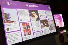 Event 360: the day in numbers
