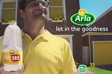 Arla to launch branded milk float and hot truck on the road
