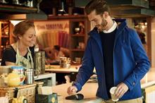 Barclaycard teams with Lyle & Scott to create contactless payment jacket