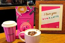 Event Showcase: Benefit and Starbucks' Month of Love