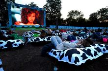 In pictures: Ben & Jerry's stages Clapham movie screenings