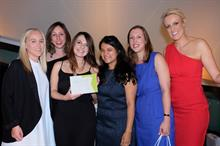 Event named Meetings & Events Editorial Team of the Year