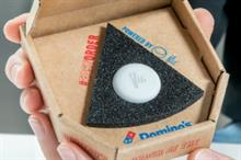 Domino's offers up physical order button to fans