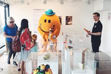 Event TV: Mr Men's 'mini museum'