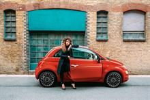Fiat to launch 're-mastered' 500 model with Ella Eyre music show