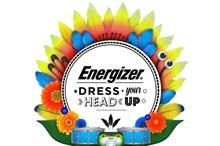 Energizer to dress up heads at Camp Bestival