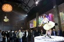 In pictures: Eurostar enlists Wonderland for birthday bash
