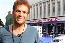 Event TV: Inside Eventim Apollo for 2016 Mercury Prize