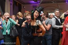 In pictures: ISES hosts Halloween party at The Bloomsbury Ballrooms