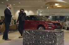 Event TV: Land Rover unveils AR showroom experience