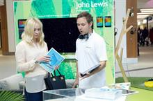 In pictures: John Lewis launches Find Your Summer roadshow