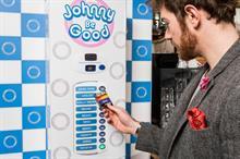 Match creates breathalyser-activated condom machine