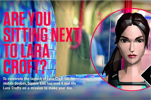 Square Enix sets Lara Croft loose on the Underground