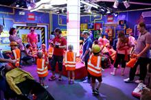 In pictures: Lego takes Imagination Factory experience on tour