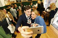 In pictures: Lyle's Golden Syrup opens doors to selfie café