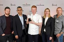 In pictures: S.Pellegrino Young Chef 2015 UK & Ireland final
