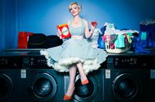 Whirlpool to host experiential launderette with Meredith O'Shaughnessy