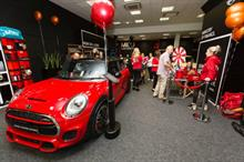 Mini launches experiential pop-up in Silverburn