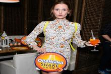 In pictures: Launch of Orangina's Shake la Vie activation