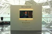 Inition partners with Google and Mr Porter for Kingsman experience