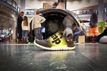In pictures: Reebok unveils new sprint challenge activation