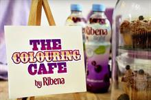 Event TV: Ribena's Colouring Café
