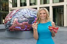 British Summer Fruits unveils giant berry brain
