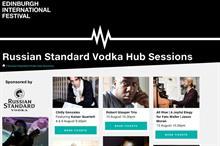 Russian Standard to host late-night music at Edinburgh International