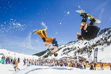 Three promises experiential zones in return as Snowbombing partner