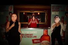 In pictures: Southern Comfort targets selfie generation with sampling campaign