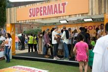 In pictures: Supermalt hosts 'largest ever' event for Notting Hill Carnival