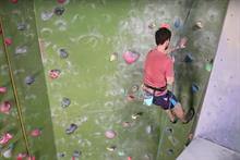 Watch: how The North Face is building communities through climbing
