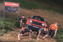 Event TV: Jeep UK renews partnership with Tough Mudder