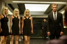 The Transporter hits London streets in stylish IMAX stunt