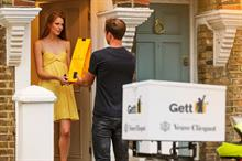Veuve Clicquot partners with Gett for on-demand champagne