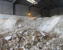 Mineral recycling turns industrial