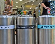 London comes clean on coffee