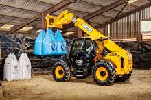 JCB Loadall telescopic handlers