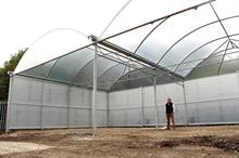 Polytunnels - Undercover option