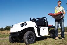 IoG Saltex 2014: Light electric utility vehicle designed to be used off-road