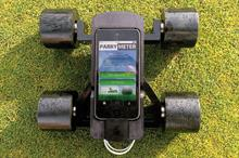 Parry Meter measures fine turf