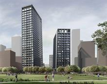 Towers featuring roof gardens, generous communal garden and park-side location receive planning consent