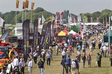 IoG Saltex 2014 - the show with it all