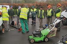 Landscape training - Skills factor